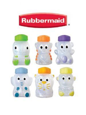 Rubbermaid Kids Animals Juice Box