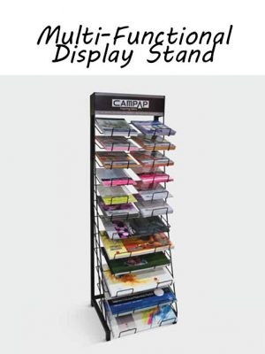 Campap Multi-Functional Display Stand