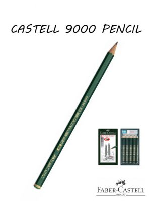 Faber Castell 9000 Pencil