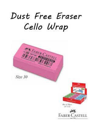 Faber Castell Dust Free Cello Wrap Colour
