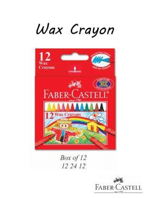Faber Castell Wax Crayon