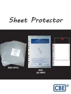 CBE Sheet Protector