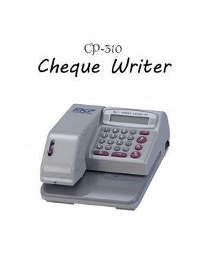 MKP Cheque Writer CP-310