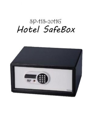 MKP Fully Auto Hotel Safebox SP-HS-20HG
