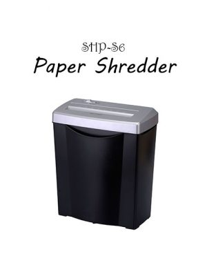 MKP Paper Shredder SHP-S6