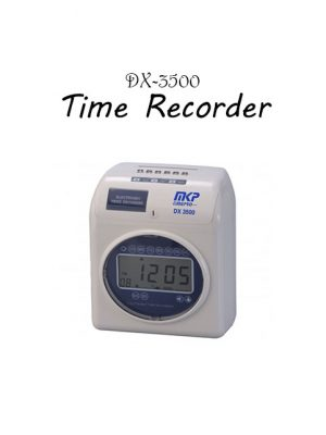 MKP Digital Time Recorder DX3500