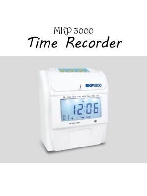 MKP Digital Time Recorder MKP3000